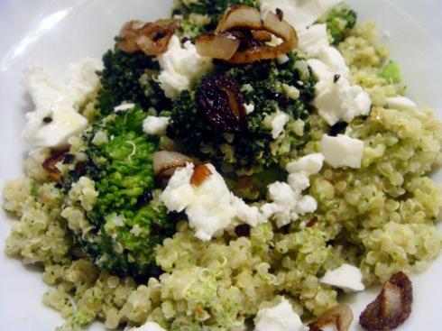 broccoliquinoa