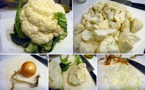 cauliflowerandonion