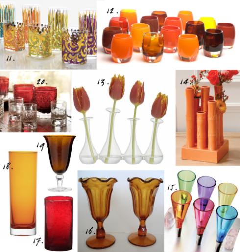 firetonedglassesandvases