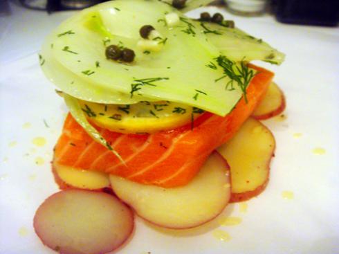 salmonfennelpotatoes