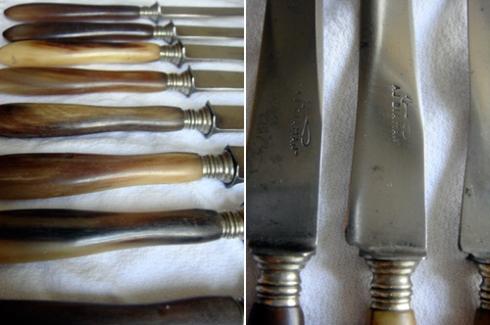 VintageHornKnives