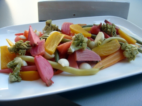 Pickled Veggies from Bix