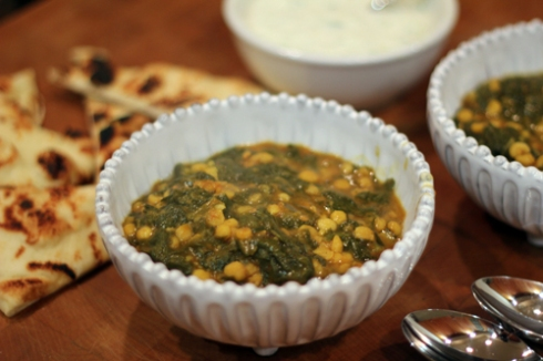 Palak Daal from 101 Cookbooks