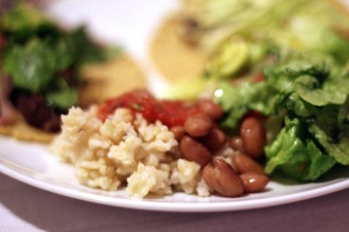 Rice & Beans - 2011