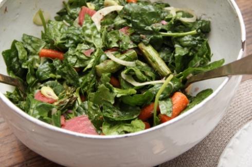 Catie's Spring Salad